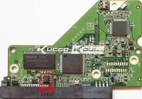 HDD PCB logic board 2060-771698-004 REV A for WD 3.5 SATA hard drive repair repair data recovery