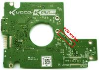 WD HDD PCB logic board 2060-771737-000 REV P1 for 2.5 USB hard drive