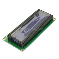 New 1602 16x2 Character LCD Display Module HD44780 Controller blue blacklight IN STOCK
