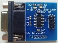 MAX3232 serial RS232 turn TTL module with transceiver module manufacturers selling 5 PCS/LOT