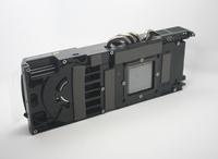 Original box nvidia graphics card gtx480 heatpipe graphics card heatsink gtx480 fan