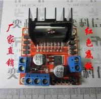 Special promotions 5pcs/lot L298N motor driver board module L298 for  stepper motor smart car robot