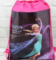 1404L 1pc retail handbags children school bags kids' shoulder shopping frozen backpacks bags frozen 38460738921