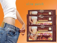 2014 New Burning Fat Slim Patch Weight Loss Patch Slim Efficacy Strong Third Generation Slimming Navel Stick Patches 1bag=10pcs