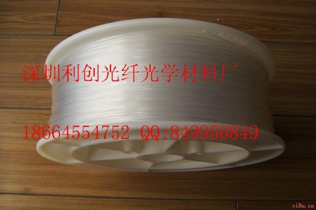 1.0MM diameter plastic optical fiber manufacturers Specials / PMMA lighting fiber / single bare fiber / fiber guide(China (Mainland))