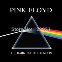 High Quality  rock band Pink Floyd dark side of the moon Casual Fashion T-shirt Tee Dress Camiseta Clothing  T shirt Camisa