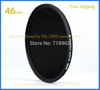 NiSi 46mm ND1000 Optical Slim Neutral Density ND 1000 Lens Filter for SLR DSLR 10 Stops 46 mm