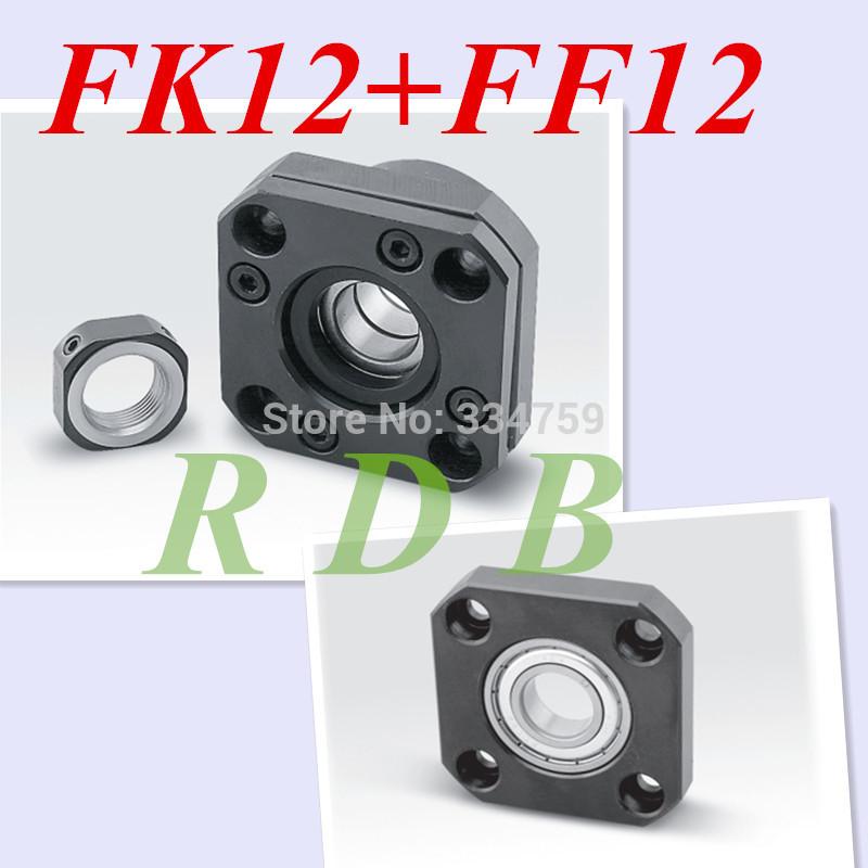 Шарико-винтовая пара RDB FK12
