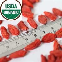 Super Grade Organic Goji Berries 250g,Certified Organic Ningxia wolfberry,Chinese Lycii Herbal Tea,Free shipping