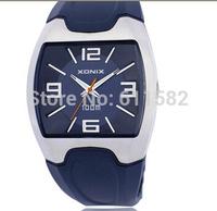 XONIX HOT Sell CURREN 10ATM Waterproof Quartz Business Men's Watches,Men's Military Watches,Men's PU Strap Sports Watches XM