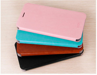 Wholesale 10cs/lot Mofi Leather Flip Stand Case for Asus Zenfone 6 phone luxury cover flip leather case for zenfone 6 Brand case
