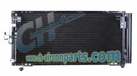 A/C Condenser for DODGE STRATUS COUPE 2001-2005