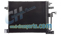 A/C Condenser for DODGE DAKOTA 00-04