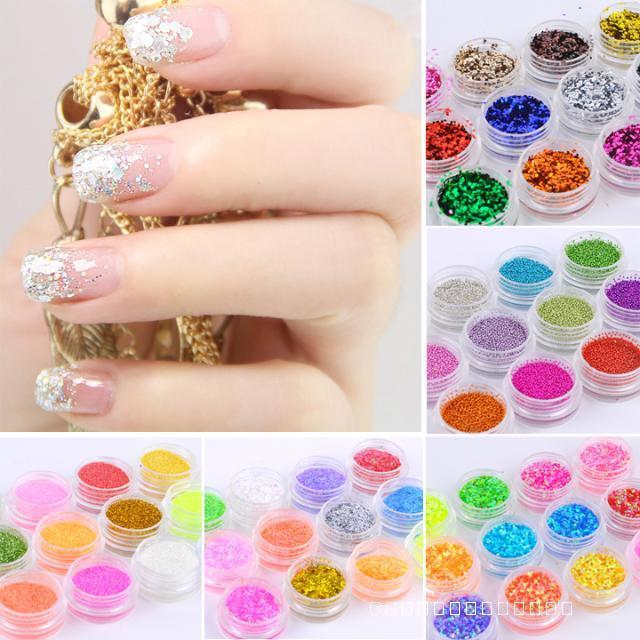15 eye catching glitter nail