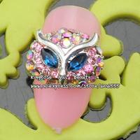 rh1122 wholesale new 3d alloy nail art decoration summer nail art designs  free shipping  30pcs DIY nail supplies