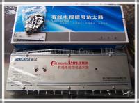 Free shipping, SB-1030M12,12 way CATV signal amplifier, Sat Cable TV Signal Amplifier Splitter Booster CATV, 30DB
