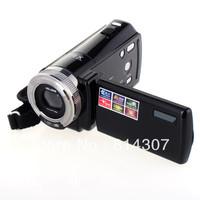 "Freeshipping 2.7"" LCD VCR 16.0 MP 720P 16X Zoom Digital Video Recorder Camcorder Camera HD-56E"