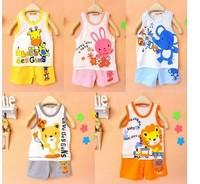 Baby Children clothing set, t-shirts girls boys t shirt+pants undershirt Shorts,kids pajama set,Children t shirts 2014 new