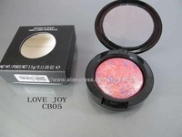 1PCs Professional Cheap Brand MC Makeup blusher, Mineralize Baked Powder blush 3.5g, drop ship free shipping