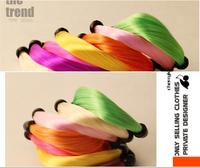 wholesale 15pcs/lot Wig Plait Braid Hair band headband Bandeaux Brown Ponytail Holder US SELLER