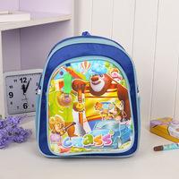 2014 summer children cartoon bag cheap price children school bag hot sale kid bag