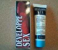 Retail 1pcs Developpe Sex Delay Cream Penis Enlargement Cream Male Lubricant Free shipping