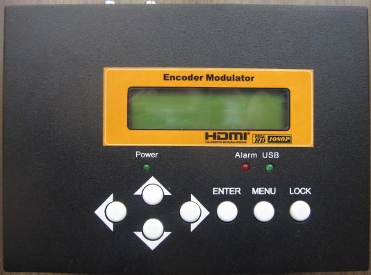 REM7511M-I-20 VGA+HDMI to ISDB-T RF H.264 HD Modulator with encoding module smart-version(China (Mainland))