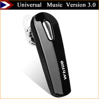 New Arrival Wireless Earphone Bluetooth Headset Universal Wireless Headphones Headphone Support Music Version 3.0 Free Shipping