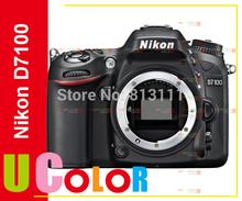 Original New Nikon D7100 DSLR Camera 24.1MP Body Only(Hong Kong)