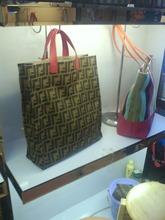 popular fabric shopping bag