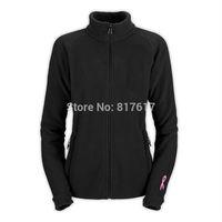 Free Shipping Spring 2014 Brand Women Denali Fleece Khumbu Pink Ribbon Jacket Pink S-XXL