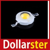 DollarSter High Power 1W LED Light Chip Energy Saving Lamp Beads 110LM 3200K Warm White DIY Save up to 50%