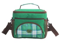Fashion Large capability durable lunch bags ice pack lunch bag  free shipping