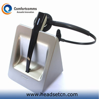 Wireless cordless call center telephone headsets For CISCO AVAYA IP PHONE