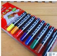 Fabric painting pen Clothes hand-painted pen Textile hand-painted DIY pen pen eight