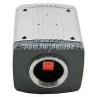 Mini HD 700TVL Sony CCD Effio-V 960H Defog CCTV Box Bullet Camera OSD 3D-DNR WDR DIS HLC ATR