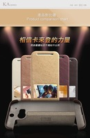 Luxury Genuine Fashion Leather Case Stand KA Series S View Flip Cover For samsung Galaxy s5 i9600 Wallet Case