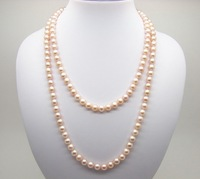 Natural freshwater pearl necklace 8-9 mm