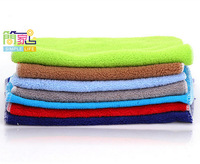 3pcs High efficient ANTI-GREASY Kitchen Car Care Housekeeping Microfiber wipping/cleaning/washing dish cloth towel rag