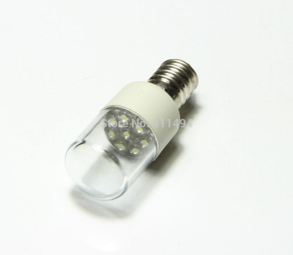 6pcs e14 0 5w 8led f5 220v 240v small mini bulb lights led indicator lamp cabinet for fridge. Black Bedroom Furniture Sets. Home Design Ideas