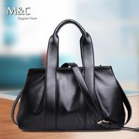 Genuine Leather Bags Women Handbag 2014 Fashion Women Leather Handbags Ruffle Solid Color Women Messenger Bag Cowhide Bag SD-034