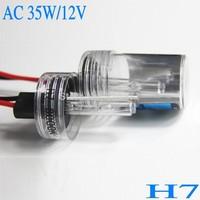 100% Brand AC 35W/12V Xenon lamp lighting H7 H1 9005 9006 H11 HB3 HB4 H3 bulbs 4300k-12000k HID free shipping