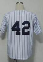 #42 Mariano Rivera Jersey,Baseball Jersey,Sport Jersey,Size M--XXXL,Accept Mix Order