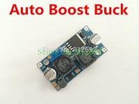 5pcs/lot DC-DC buck module 4-30 rpm 1.25-35V Adapter Auto Boost Buck solar panels XL6009