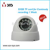 720P hd 2mp outdoor dome camera