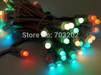 waterproof 12mm ws2801 rgb LED Pixel waterproof LED rgb Pixel Module digital led module