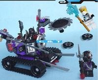 Bela Building Blocks Ninjago Ninja Destroy Robot Construction Set Educational Bricks Toys for Children Compatible Free Shipping