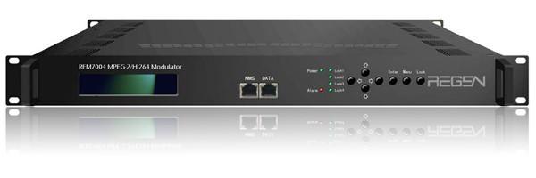 Four-Channel HDMI to ATSC RF MPEG2 H.264 HD Encoder Modulator IPTV applicable REM7004-A-10(China (Mainland))