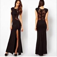 2014 Hot sale lace dress sexy sheath dress fashion night dress  S,M,L,XL.XXL.XXXL.XXXXL