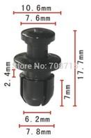 100PCS Free Shipping Splash Shield Retainer Nylon Clip Rivet Prelude  CR-V,Legend, A19186 90657-SB0-003
